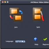 AVCWare Video Editor for Mac 2.0.1.0314 screenshot