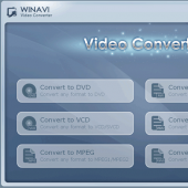WinAVI Video Converter 11.4 screenshot