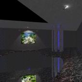 Sci-Tek Gallery 3D Screensaver 1.0.10 screenshot