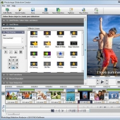 Photostage Slideshow Maker Free for Mac 4.10 screenshot