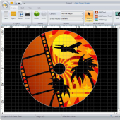 Disc Cover Studio 5.1.1.705 screenshot