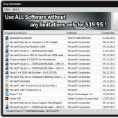 Soft4Boost Any Uninstaller 7.6.5.879 screenshot