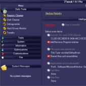 7Tweak 2.1 screenshot