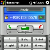 PhoneCrypt 1.4 screenshot