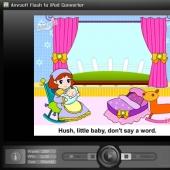 Flash to iPod Converter 2.12 screenshot