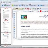 A-PDF Flash Word 1.3 screenshot
