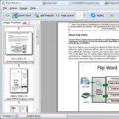A-PDF Flip Word 3.2 screenshot
