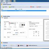 A-PDF Number Pro 2.6 screenshot