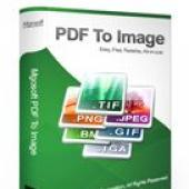 Mgosoft PDF To IMAGE Converter 11.6.3 screenshot