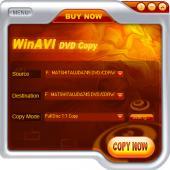 WinAVI DVD Copy 4.5 screenshot